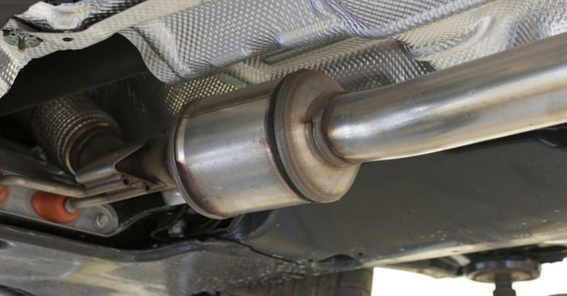 How to Clean Catalytic Converter