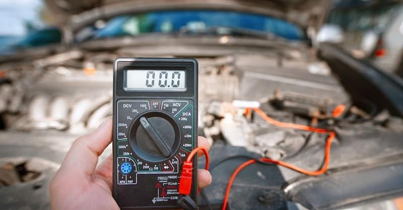 How to Use a Multimeter to Test a Car Battery
